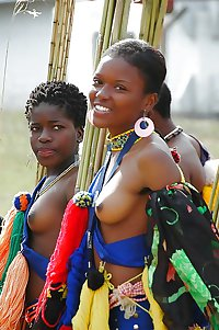 True Beautiful Blacks and African woman