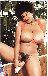 Retro Treasure - Vintage Black Babes 1