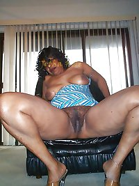 Big Black Hairy Mommy - Jotha Hele
