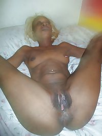 Amateur Black Woman