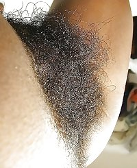 hairy black pussy