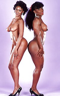 My Favorite Ebony & Black Beauties 2